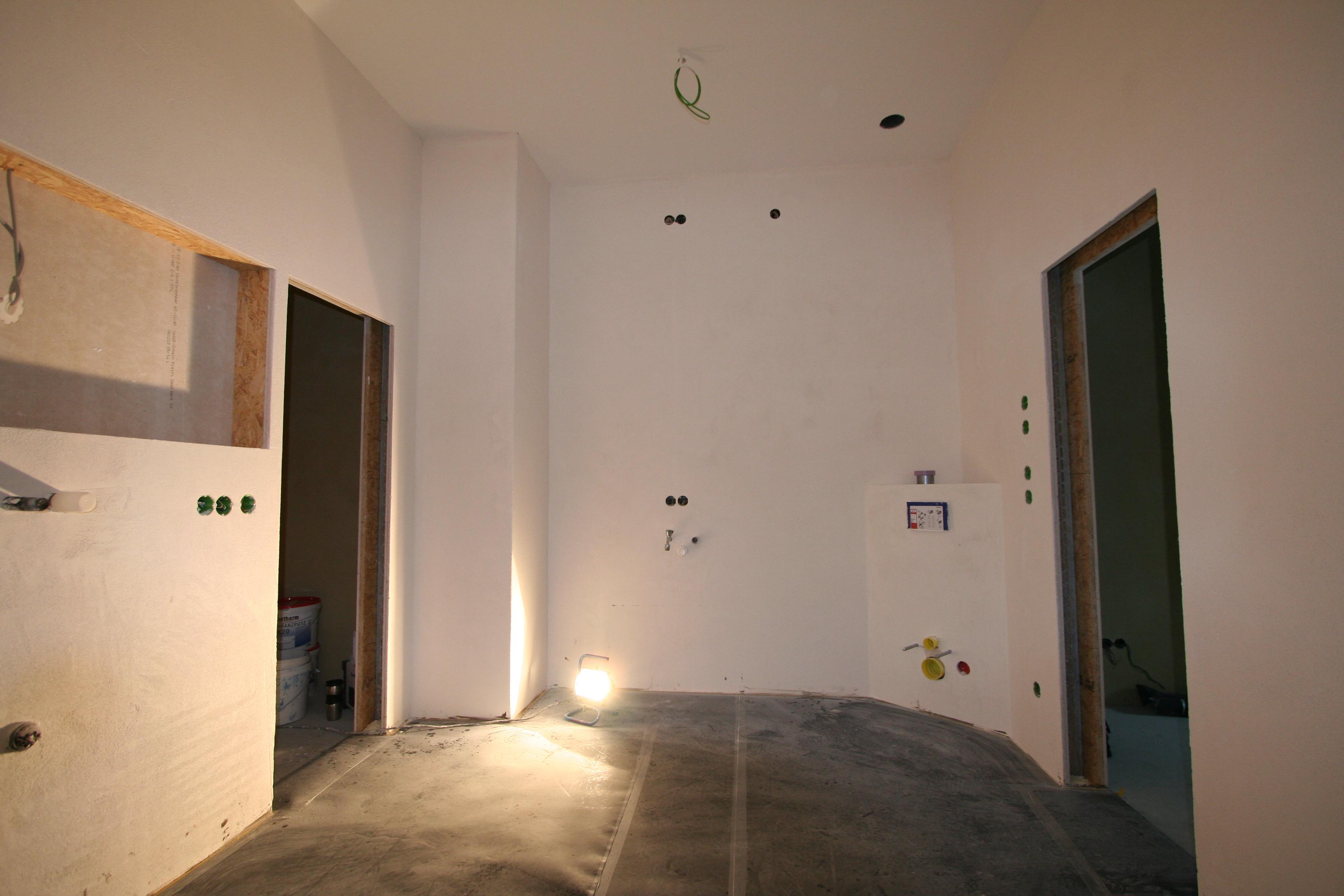 gestalten eines bades mit tadelakt fresco raumgestaltung. Black Bedroom Furniture Sets. Home Design Ideas