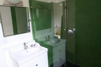 gestaltung einer begehbaren dusche in tadelakt - Tadelakt Dusche Boden