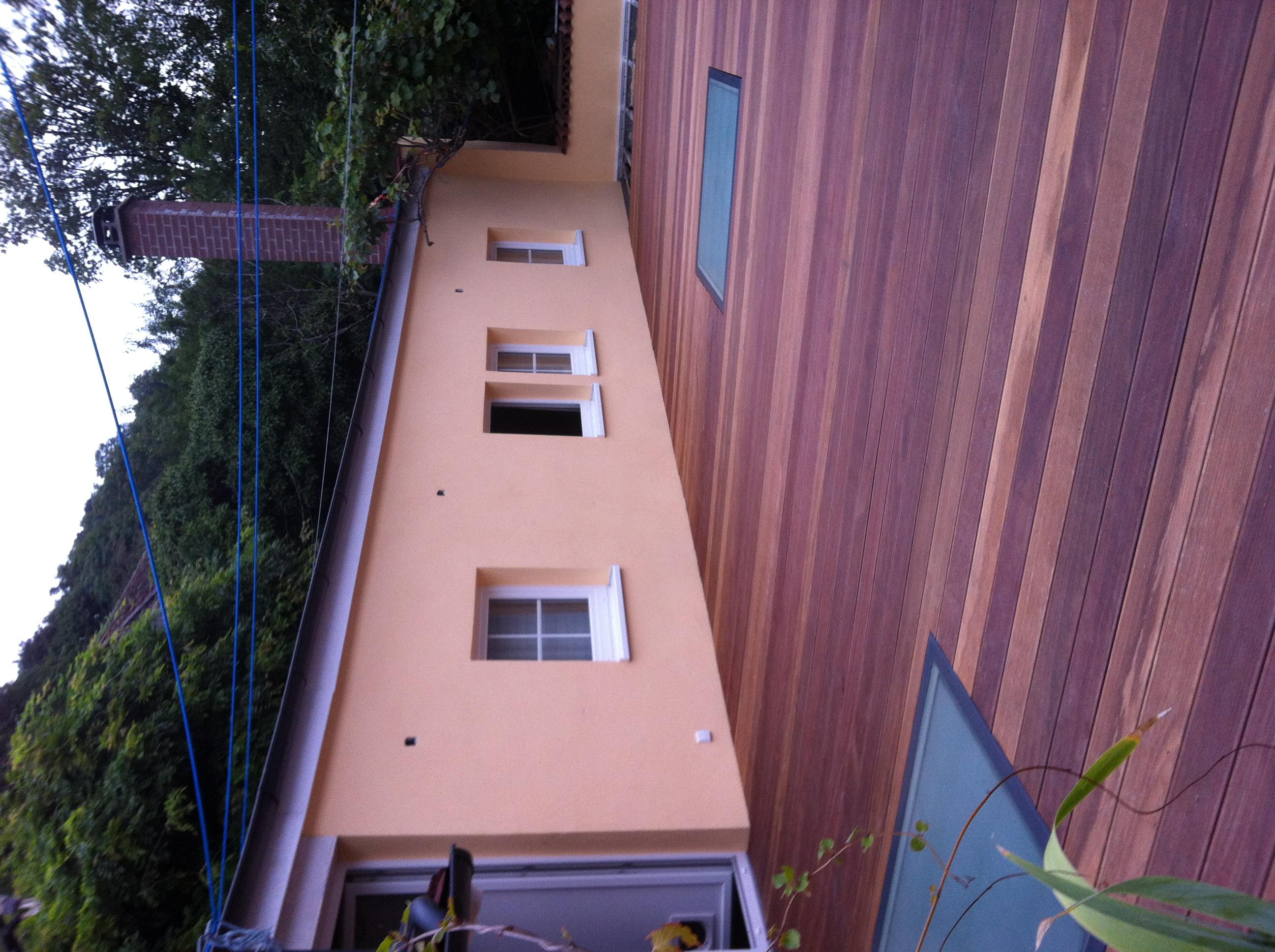 sanierung und neugestaltung einer terrasse fresco. Black Bedroom Furniture Sets. Home Design Ideas