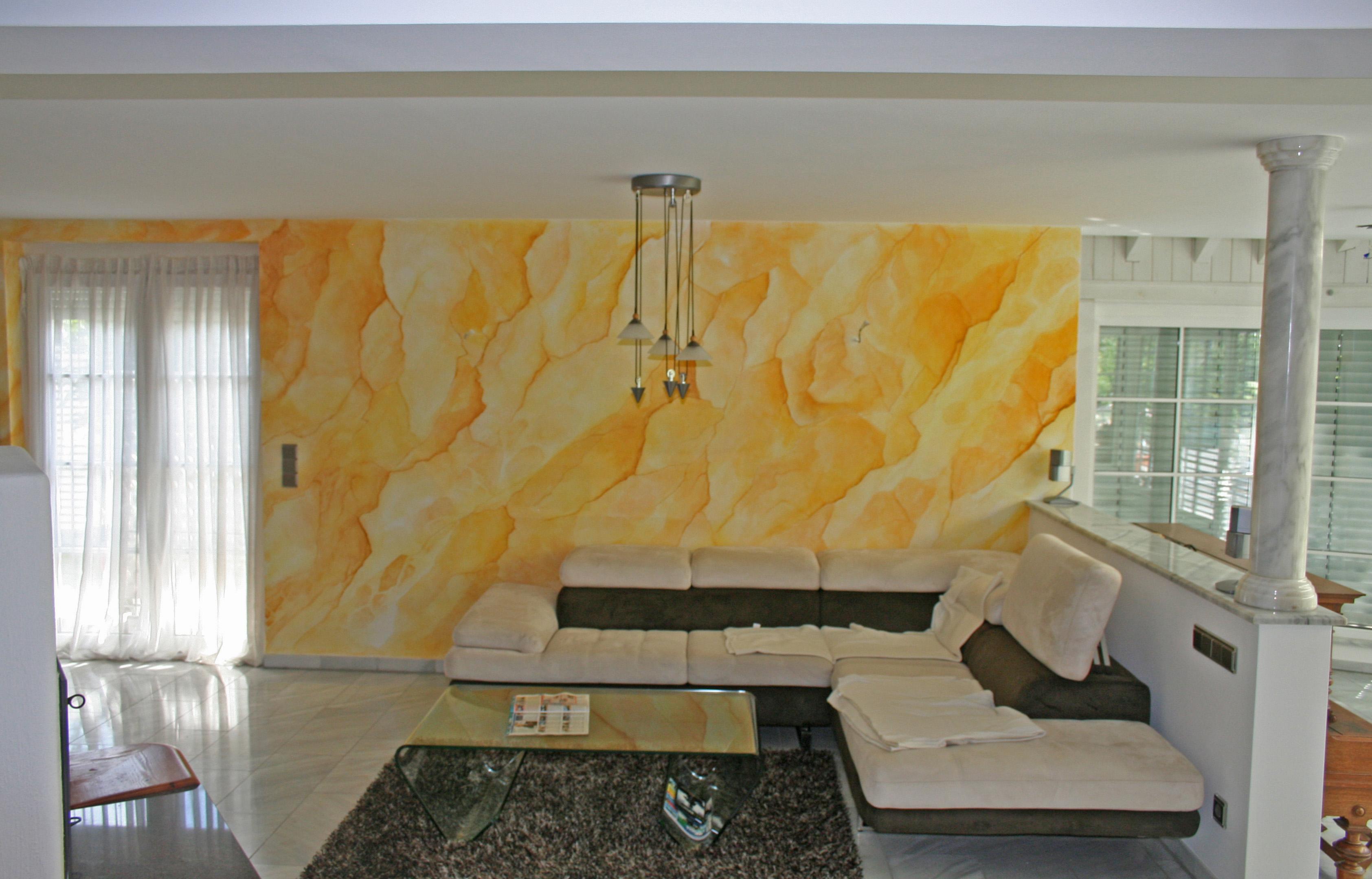 gestaltung eines gro z gigen wohnbereichs fresco raumgestaltung. Black Bedroom Furniture Sets. Home Design Ideas